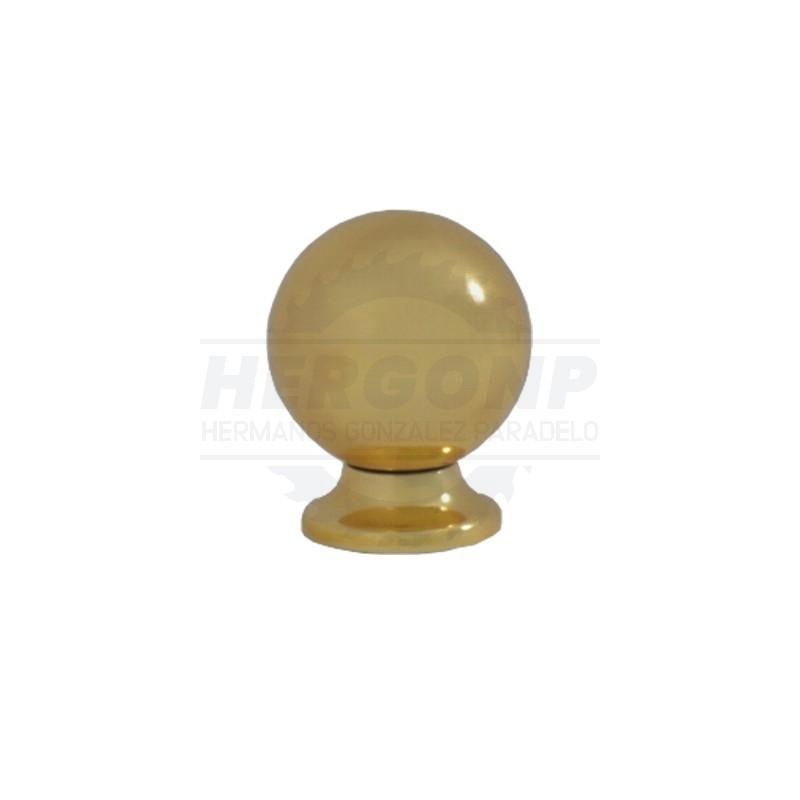 Tirador BOLA 30 mm. Oro
