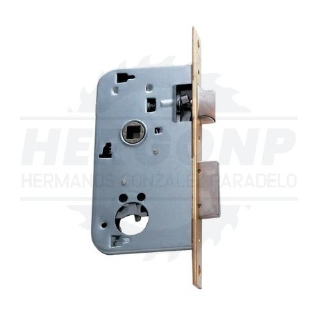 Cerradura de cilindro 2000-40 C/C L.P. TESA