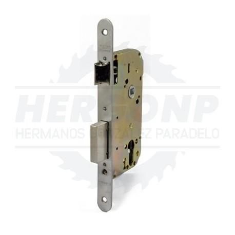 Cerradura de cilindro 130 C/C INOX TESA
