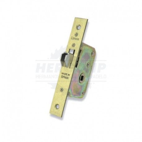 Cerradura 5492-40 para puerta corredera