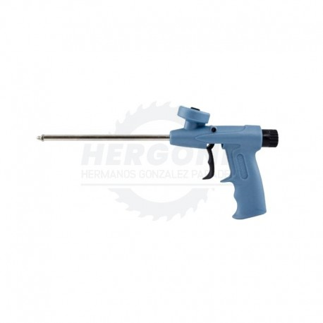 Pistola COMPACT para espuma de poliuretano en PVC