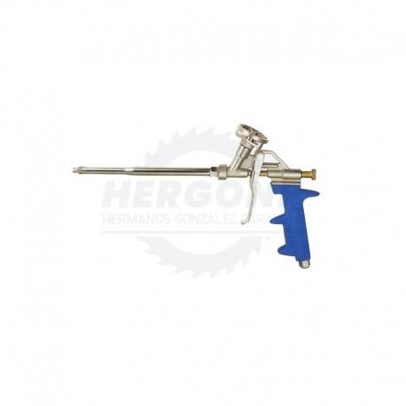 Pistola de metal para espuma de poliuretano
